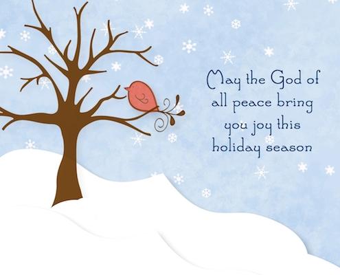 Peace And Joy.