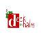 Deck The Halls - Christmas Card.
