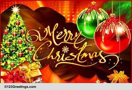 Spirit of Christmas Cards, Free Spirit of Christmas eCards   123 ...