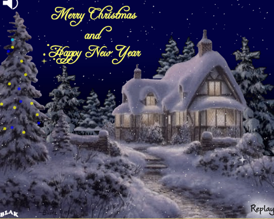 Merry Christmas! May God Bless You! - 123Greetings Newsletter