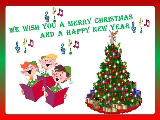 Convey your warm wishes on christmas free carols ecards greeting convey your warm wishes on christmas m4hsunfo