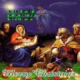 A Christmas Nativity Ecard.