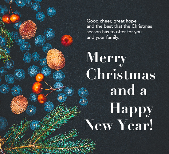 Best Of Christmas Wishes.
