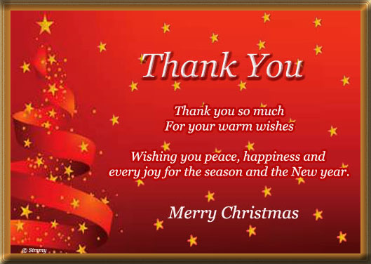 Heartiest Thanks For Your Warm Wishes.