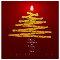 Folding Meter Christmas Tree.