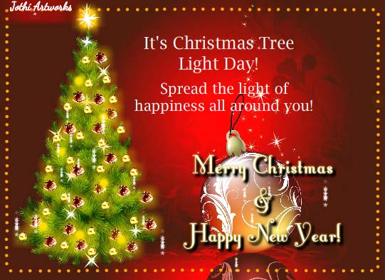 Facebook Christmas Tree App