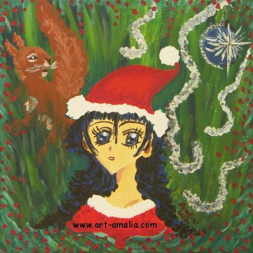 Mitsuki's And Takuto's Christmas.