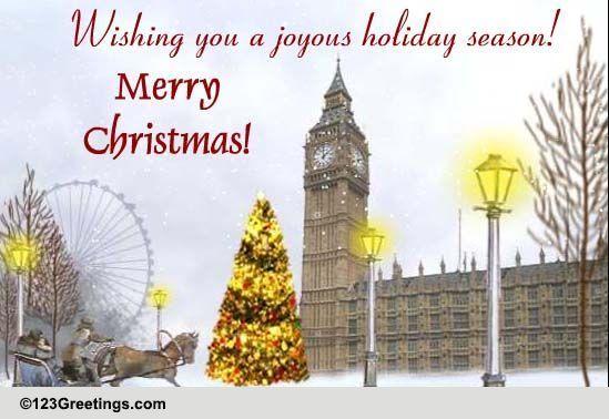 english christmas greetings free english ecards greeting