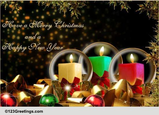 French Christmas! Free French eCards, Greeting Cards | 123 Greetings