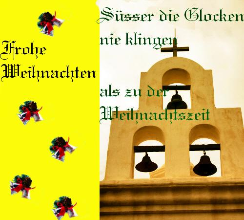Christmas Bells - Süsser Die Glocken.