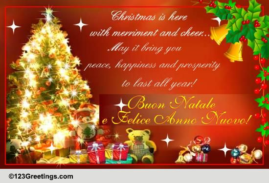 Christmas around the world italian cards free christmas around the christmas around the world italian cards free christmas around the world italian wishes 123 greetings m4hsunfo