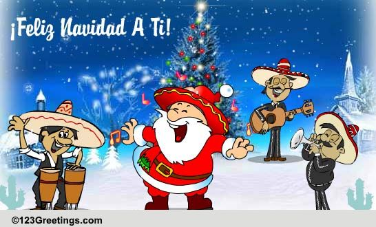 Christmas In Spain! Free Spanish eCards, Greeting Cards ...