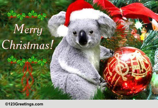 Christmas Around The World Summer Cards Free Christmas