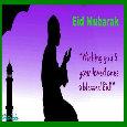 Eid Mubarak Blessings.