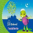 Purple Turtle Wishes Eid Mubarak!