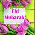 Lovely Flowers On Eid!