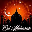 Joyous Occasion Of Eid ul-Fitr.