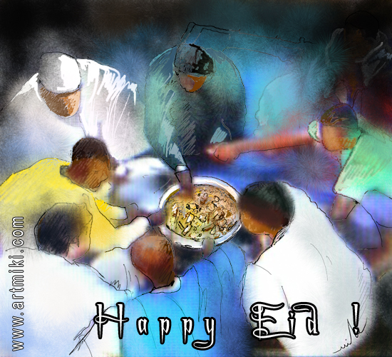 Happy Eid.