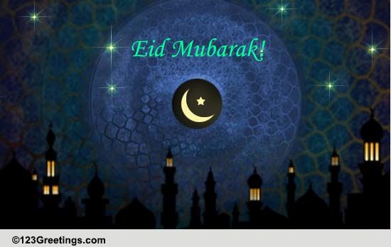 Formal eid ul fitr greetings free business greetings ecards 123 formal eid ul fitr greetings free business greetings ecards 123 greetings m4hsunfo