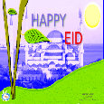 Happy Eid From Turkey!