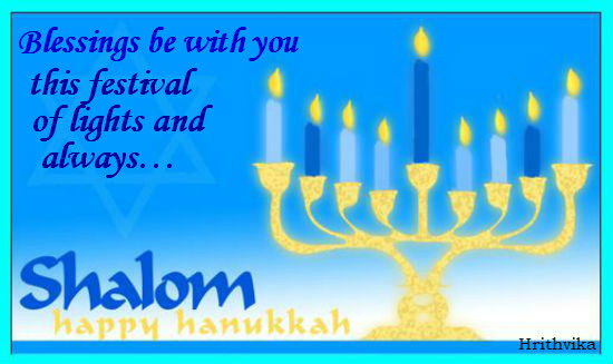 Festival Of Lights Blessings...