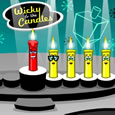 Happy Hanukkah By Wicky & The Candles.