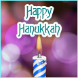 Blessed Hanukkah!