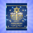 Hanukkha:The Pop Up Card!