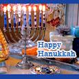 Hanukkah Wishes Across The Miles...