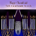 Happy Chanukkah Feast Of Lights.