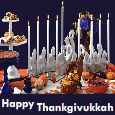 Happy Thanksgivukkah.