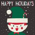 Happy Holiday's Elf!