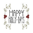 Happy Holly-days!!