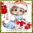 Home : Events : Holiday Thank You  [Dec - Jan] - A Nice Holiday Thank You Ecard.