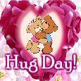 Hug A Little Closer!