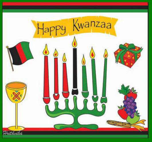 Wishing You A Happy Kwanzaa.