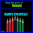 Spirit Of Kwanzaa.
