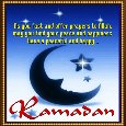 A Happy And Peaceful Ramadan.