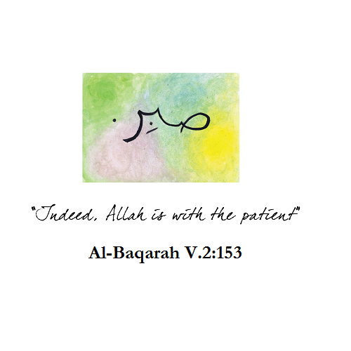 The Month Of Patience!