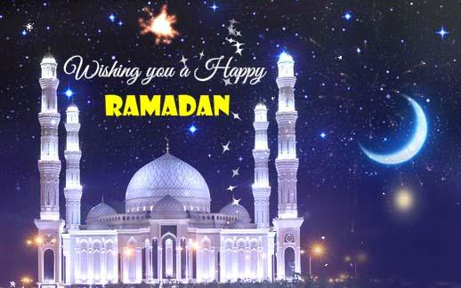 happy ramadan wishes    free thank you ecards  greeting