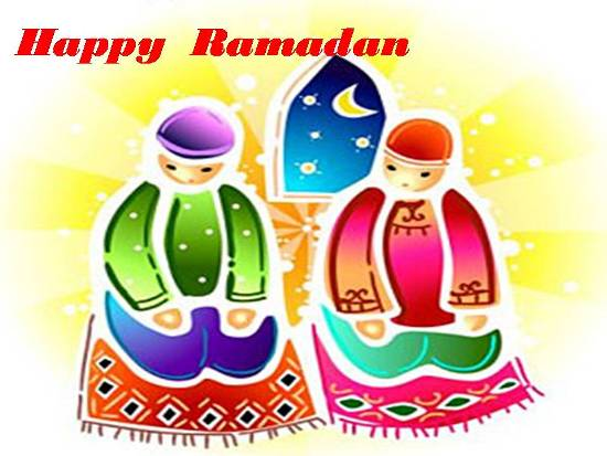 Blessings On Ramadan.