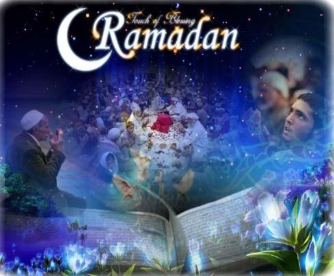 Wish Ramazan Mubarak.