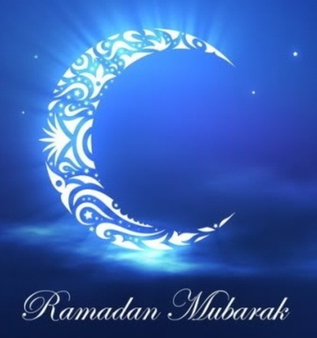Ramadan Mubarak To You.