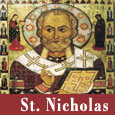 Home : Events : St. Nicholas Day 2019 [Dec 6] - Happy And Blessed St. Nicholas Day.