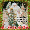 St. Nicholas Day Ecard.
