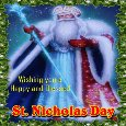 A Blessed St. Nicholas Day.