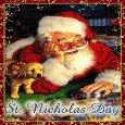 My St. Nicholas Day Ecard.