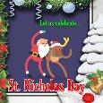 Celebrate St. Nicholas Day.