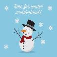 Home : Events : Winter  [Dec 21 - Mar 19] - Winter Wonderland Fun.
