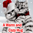 A Warm And Cozy Hug Just For You!